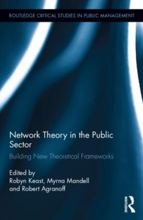 Mandell / Keast / Agranoff   Network Theory in the Public Sector   Buch   sack.de