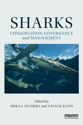 Techera / Klein   Sharks: Conservation, Governance and Management   Buch   sack.de