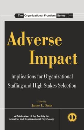 Outtz | Adverse Impact | Buch | sack.de