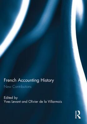 Levant / de la Villarmois | French Accounting History | Buch | sack.de