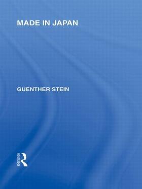 Stein | Made in Japan | Buch | sack.de
