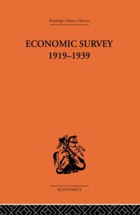 Lewis | Economic Survey | Buch | sack.de