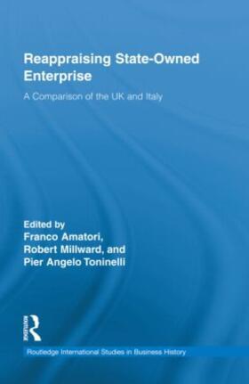 Amatori / Millward / Toninelli | Reappraising State-Owned Enterprise | Buch | sack.de