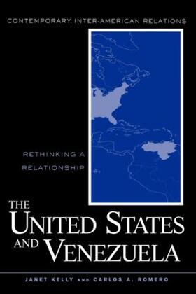 Romero / Kelly | United States and Venezuela | Buch | sack.de