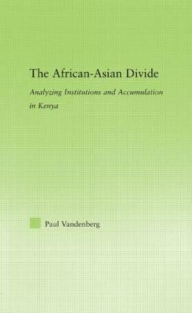 Vandenberg | The African-Asian Divide | Buch | sack.de