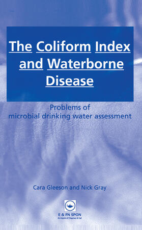 Gleeson / Gray | The Coliform Index and Waterborne Disease | Buch | sack.de