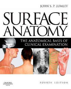 Lumley | Surface Anatomy | Buch | sack.de