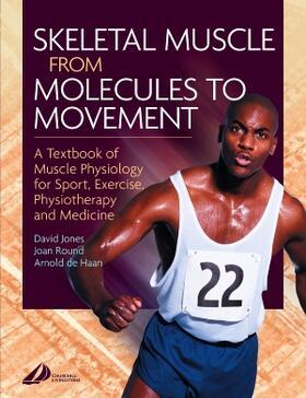 Jones / De Haan / Round   Skeletal Muscle   Buch   sack.de