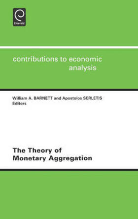 The Theory of Monetary Aggregation | Buch | sack.de
