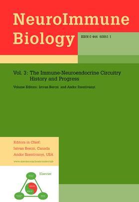 Berczi / Szentivanyi   The Immune-Neuroendocrine Circuitry: History and Progress   Buch   sack.de