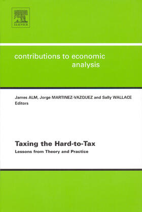 Taxing the Hard-To-Tax | Buch | sack.de