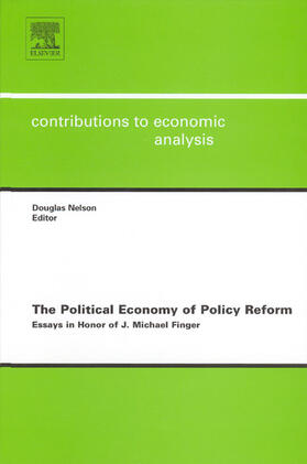 The Political Economy of Policy Reform | Buch | sack.de