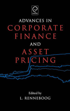 Advances in Corporate Finance and Asset Pricing | Buch | sack.de