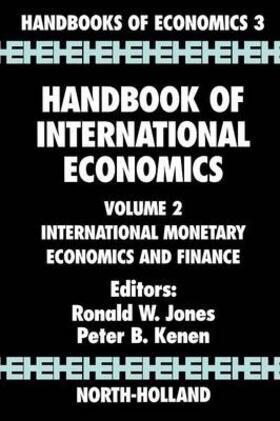 Jones / Kenen | Handbook of International Economics | Buch | sack.de