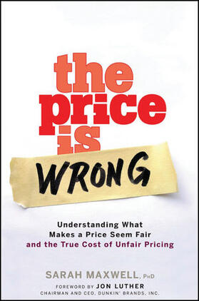 Maxwell   The Price is Wrong   Buch   sack.de