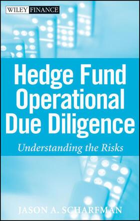 Scharfman   Hedge Fund Operational Due Diligence   Buch   sack.de