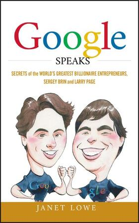 Lowe | Google Speaks | Buch | sack.de