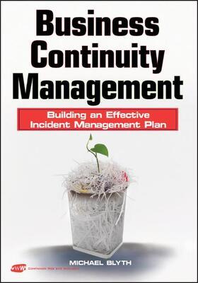 Blyth   Business Continuity Management   Buch   sack.de