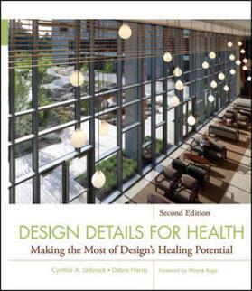 Leibrock / Harris | Design Details for Health | Buch | sack.de