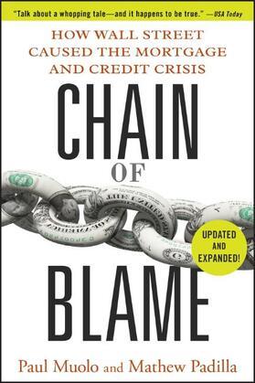 Muolo / Padilla | Chain of Blame | Buch | sack.de