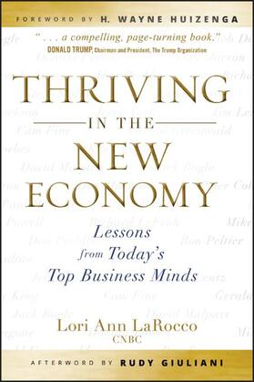 LaRocco | Thriving in the New Economy | Buch | sack.de