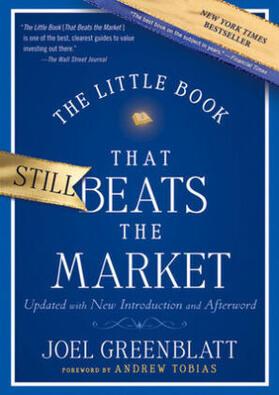 Greenblatt | Greenblatt, J: The Little Book That Still Beats the Market | Buch | sack.de
