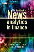 Mitra / Mitra |  News Analytics in Finance | Buch |  Sack Fachmedien