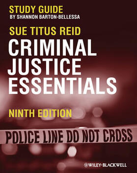 Barton-Bellessa | Criminal Justice Essentials | Buch | sack.de
