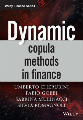 Cherubini / Mulinacci / Gobbi | Dynamic Copula Methods in Finance | Buch | sack.de