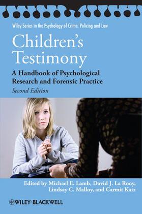 Lamb / La Rooy / Malloy | Children's Testimony | Buch | sack.de