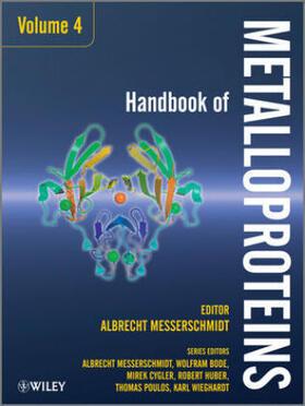 Messerschmidt | Handbook of Metalloproteins | Buch | sack.de