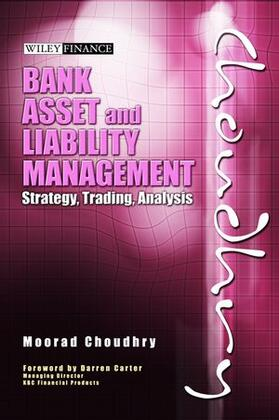 Choudhry | Bank Asset and Liability Management, w. CD-ROM | Buch | sack.de