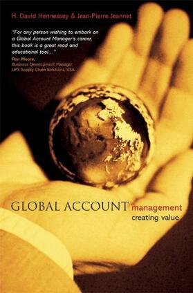 Hennessey / Jeannet | Global Account Management | Buch | sack.de