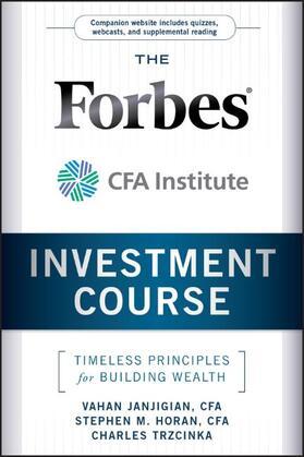Janjigian / Horan / Trzcinka | The Forbes/CFA Institute Investment Course | Buch | sack.de