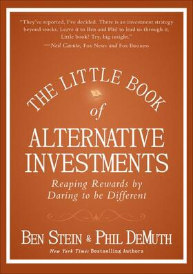 Stein / DeMuth | The Little Book of Alternative Investments | Buch | sack.de