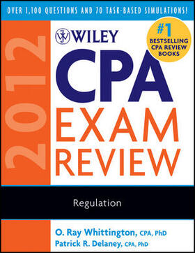 Delaney / Whittington | Wiley CPA Exam Review 2012 | Buch | sack.de