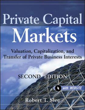 Slee | Private Capital Markets | Buch | sack.de