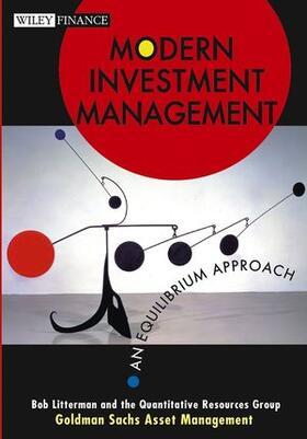 Litterman | Modern Investment Management | Buch | sack.de