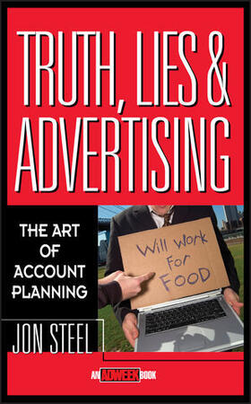 Steel | Truth Lies & Advertising | Buch | sack.de