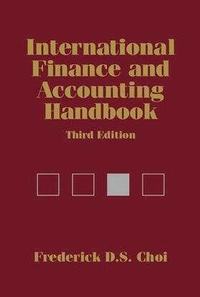 International Finance and Accounting Handbook | Buch | sack.de