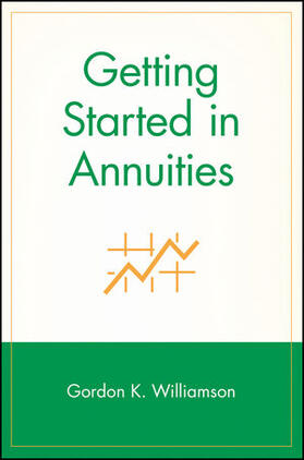 Williamson   Getting Started in Annuities   Buch   sack.de