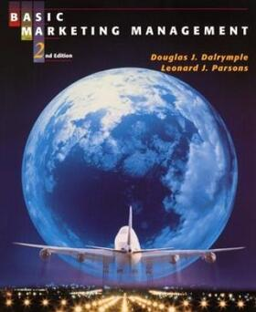 Dalrymple / Parsons | Basic Marketing Management | Buch | sack.de