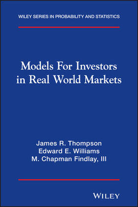 Thompson / Williams / Findlay | Models for Investors in Real World Markets | Buch | sack.de
