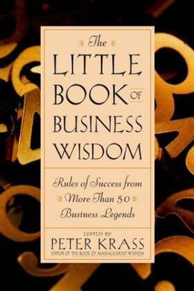 Krass | The Little Book of Business Wisdom | Buch | sack.de