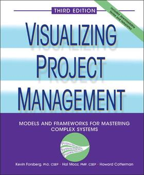 Forsberg / Mooz / Cotterman | Visualizing Project Management | Buch | sack.de