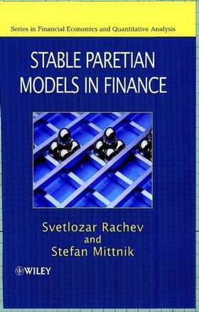 Rachev / Mittnik   Stable Paretian Models in Finance   Buch   sack.de