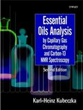 Kubeczka / Formácek |  Essential Oils Analysis by Capillary Gas Chromatography and Carbon-13 NMR Spectroscopy | Buch |  Sack Fachmedien
