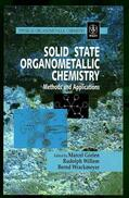 Gielen / Willem / Wrackmeyer |  Solid State Organometallic Chemistry | Buch |  Sack Fachmedien