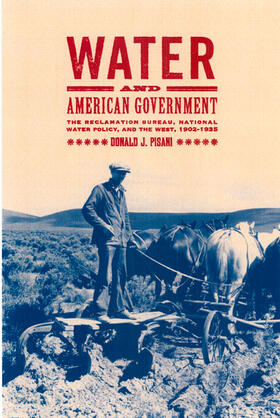 Pisani | Water and American Government | Buch | sack.de