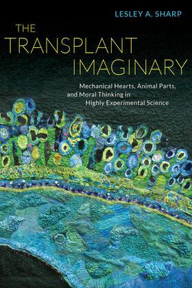 Sharp | The Transplant Imaginary | Buch | sack.de